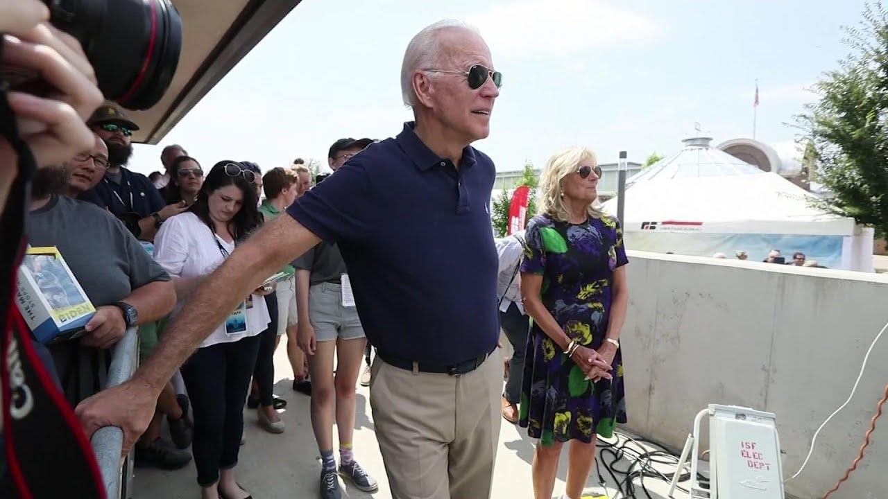 Beaumont Fair 2020.Biden Bullock Take On Trump Guns At Iowa State Fair