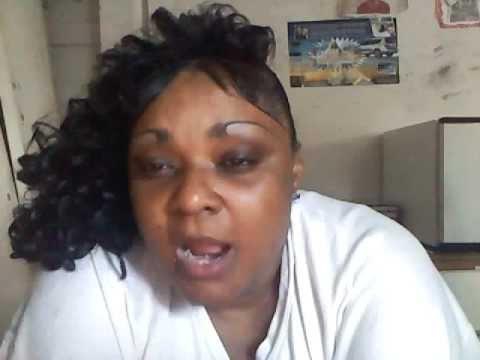 My mom singing Whitney Houston's Miracle