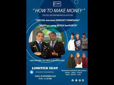 YES- Pak Yon and Team 'How To Make Money' || AILERON