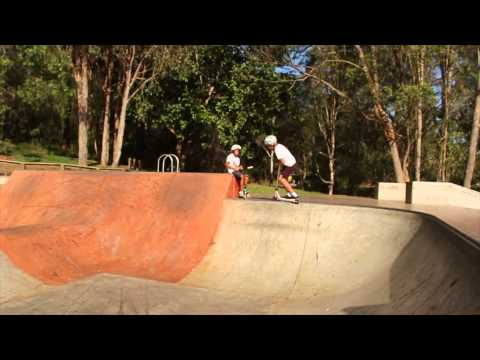 Super 60 at Underwood Skatepark