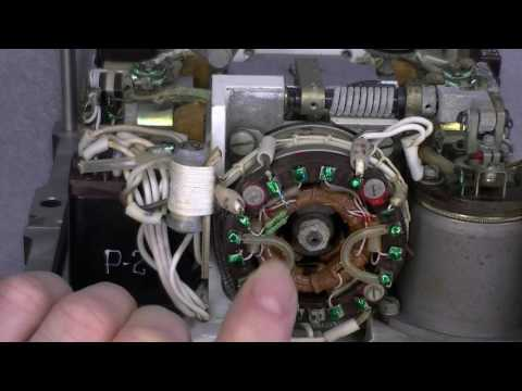 Tank gunsight gyroscope made in Poland