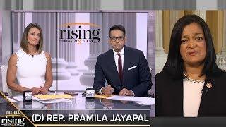 House Democrat Pramila Jayapal touts new immigration bill