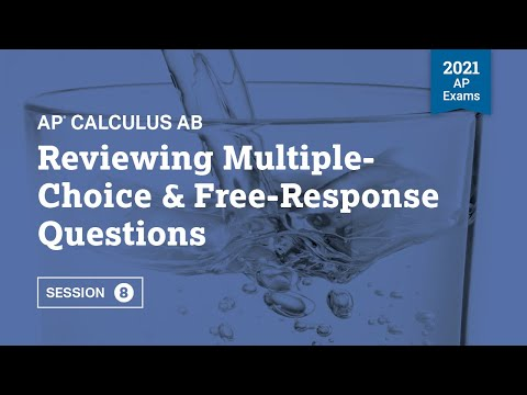 Reviewing Multiple-Choice & Free-Response Questions | Live ...