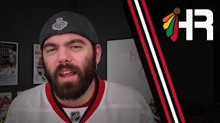 Hawks Recap: Game 63 - Blacked Out - Chi 2, Cbj 3