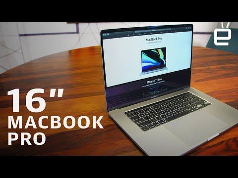 External Review Video tilDCWwRIr0 for Apple MacBook Pro 16-inch Laptop (2019)