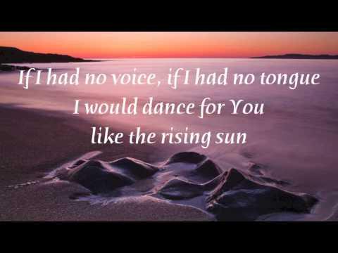 Colton Dixon - You Are - (with lyrics)