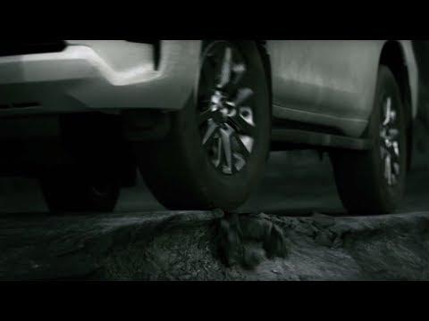 Toyota  Land Cruiser Prado Внедорожник класса J - рекламное видео 3