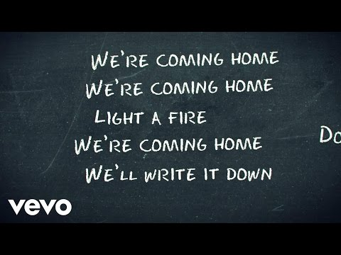 Coming Home (Lyric Video)