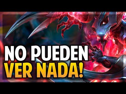 ¡NOCTURNE NO TE DEJA VER NADA! | League of Legends