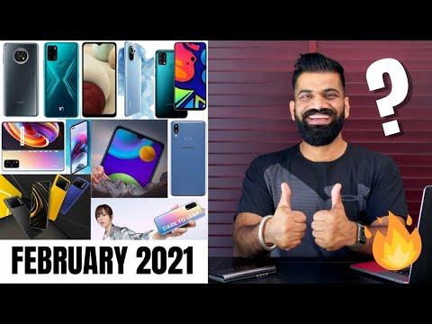 Top Upcoming Smartphones - February 2021🔥🔥🔥