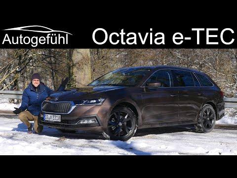 2021 Skoda Octavia e-TEC FULL REVIEW mid spec + entry level 1.0 petrol engine