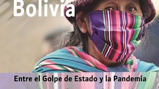 """""""BOLIVIA. ENTRE EL GOLPE DE ESTADO Y LA PANDEMIA"""", Martín Bazurco Osorio (Antropòleg)"""