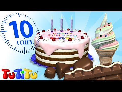TuTiTu Compilation   Birthday Party   Toys and Songs for Children