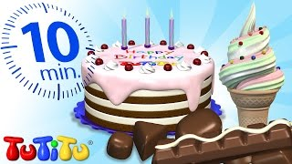 TuTiTu Specials | Birthday Party | Toys and Songs for Children
