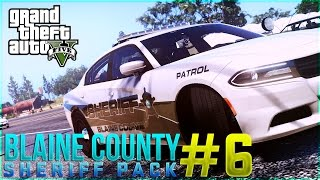 Blaine County Sheriff Pack #6 [Liveries]
