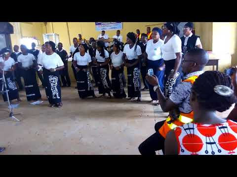 Gbagi choir song