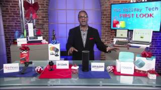 CONSUMER PRODUCT DESIGN: Roqos Review by CBS Channel's Hot Holiday Tech