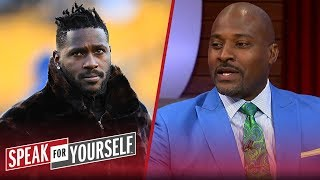 AB's addition won't backfire — he'll finish season with Patriots — Wiley | NFL | SPEAK FOR YOURSELF