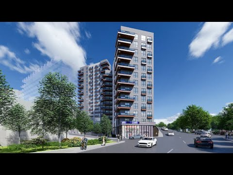 Central 55 Istanbul Kagithane Title ready apartments