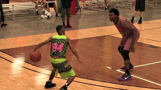 Julian Newman Drops 52 vs Kyree Walker! CRAZY Match-Up at MSHTV