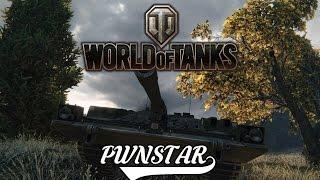World of Tanks - Pwnstar