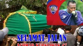 BERITA RIP Achmad Kurniawan Kiper Arema FC Meninggal Dunia