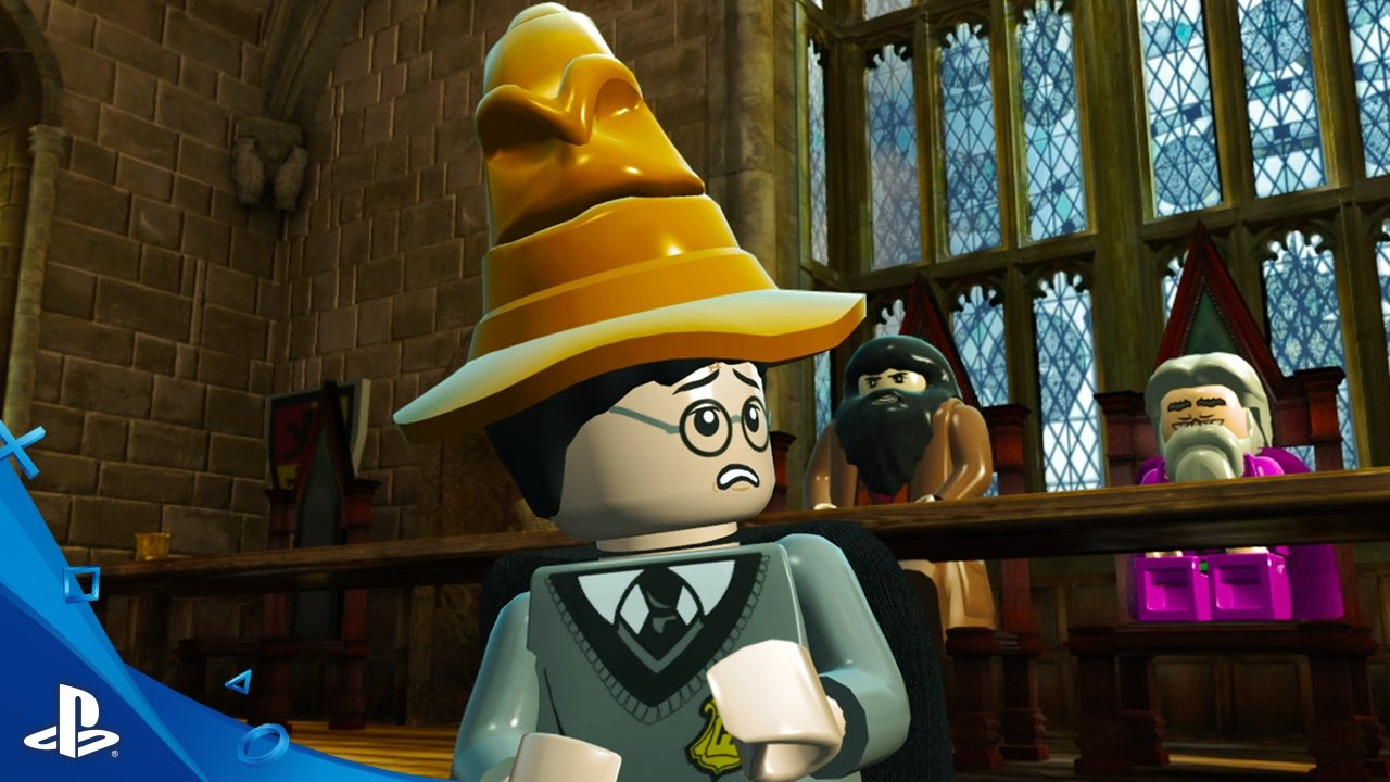 LEGO Harry Potter Collection Launches Today on PS4