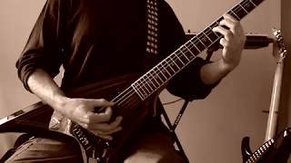 Video Evelyn - I Am the Black Wizards [Emperor cover] - Rehearsal Room