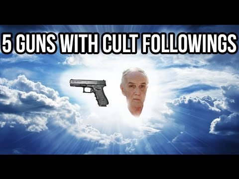 Top 5 Guns With Cult Followings