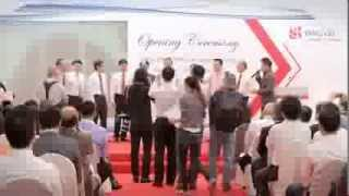 Grand Opening of Yang Kee Logistics and Chemical Hub