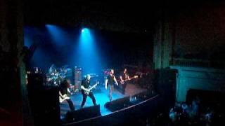 Darkane - The Rape Of Mankind (Philadelphia, PA) 2/11/09