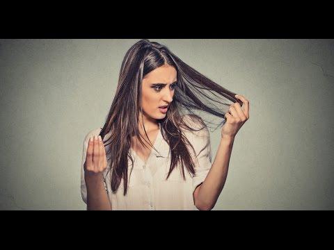 Olio da una perdita di capelli