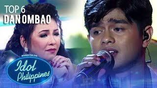 "Dan Ombao sings ""Kailangan Kita"" | Live Round | Idol Philippines 2019"