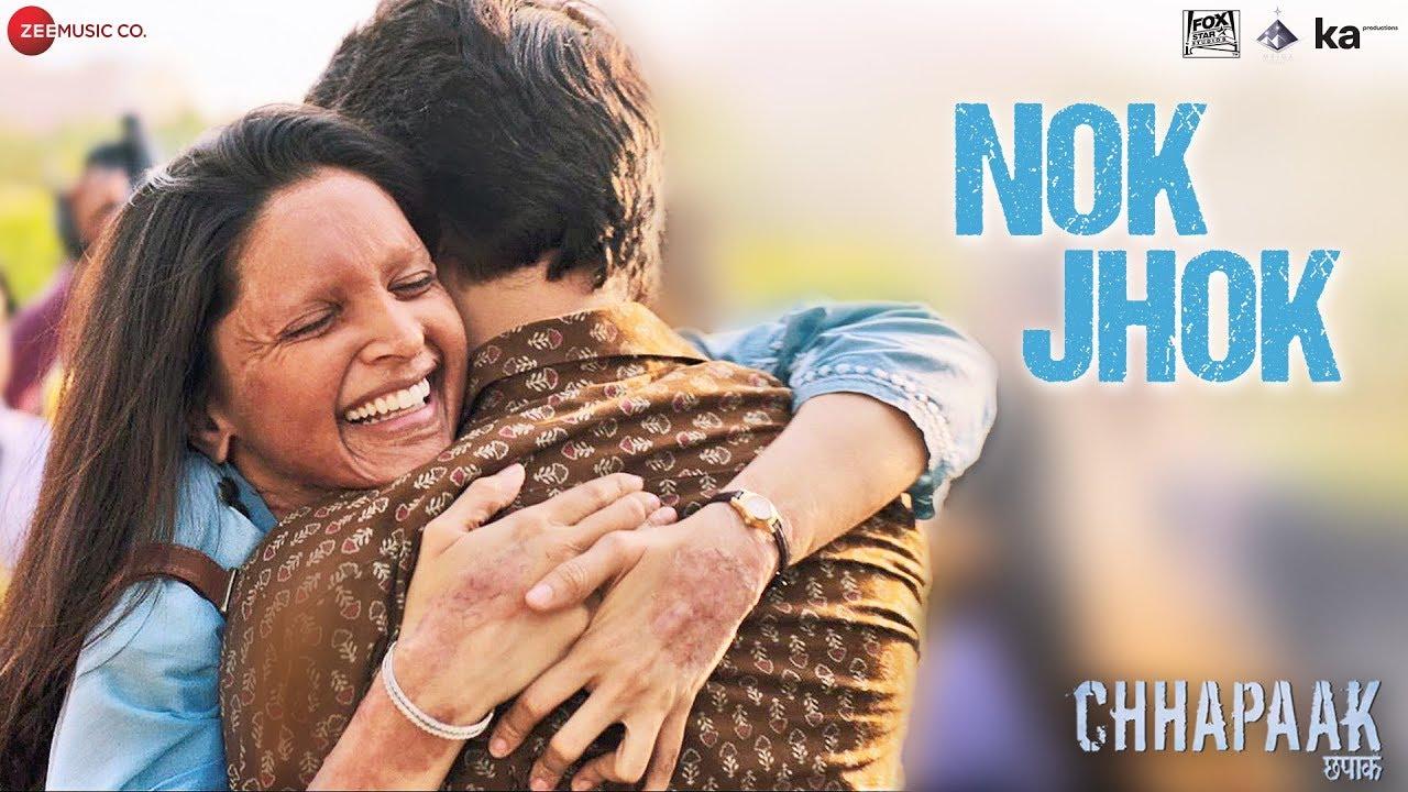 Nok Jhok hindi song lyrics