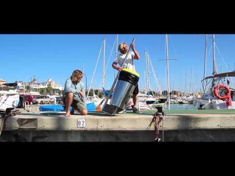 Seabin, la poubelle flottante qui nettoie les océans est désormais en vente !
