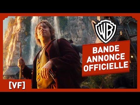 Le Hobbit : Un Voyage Inattendu - Bande Annonce Officielle (VF) - Martin Freeman / Peter Jackson