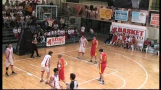 preview picture of video 'Grosseto vs. Poggibonsi Basket 71 - 61 - Play Off Basket C2 Toscana'