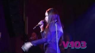 Jennifer Hudson - Angel - V-103's Soul Session