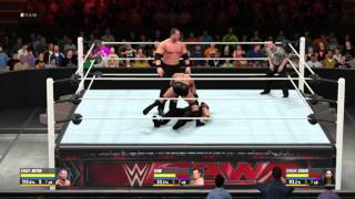 wwe-2k16-new-extended-gameplay-video-feat-randy-orton-vs-kane-vs-roman-reigns