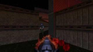 Doom64 - Titlemap Gameplay Hack