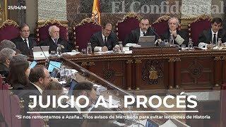 """""""Si Nos Remontamos A Azaña..."""": Los Avisos De Marchena Para Evitar Lecciones De Historia"""
