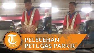 Petugas Parkir Mal Lakukan Hal Tak Senonoh di Depan Seorang Gadis bahkan Tak Biarkan Mobilnya Keluar