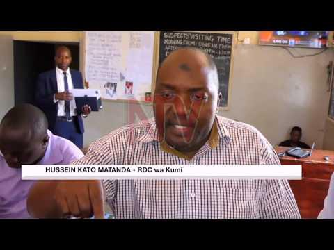 OKULWANIRA ZZAABU: RDC w'e Kumi eyatwala ab'amagye akwatiddwa