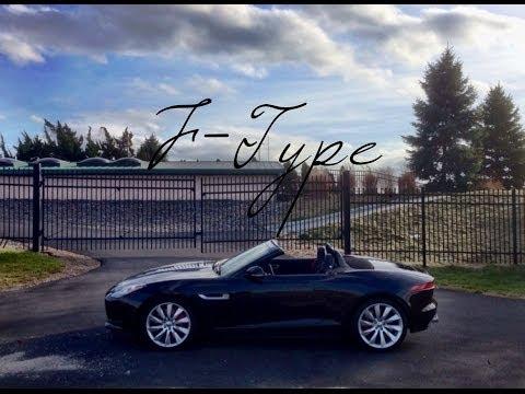 2014 Jaguar F-Type Preview