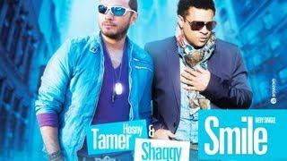تحميل اغاني Tamer FT Shaggy smile - تامر حسني و شاجي سمايل ماستر كامله MP3