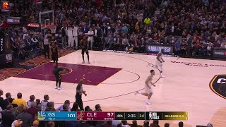 4th Quarter, One Box Video: Cleveland Cavaliers vs. Golden State Warriors
