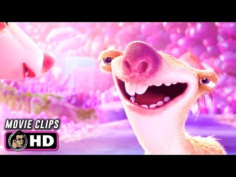 ICE AGE: COLLISION COURSE Clips (2016)