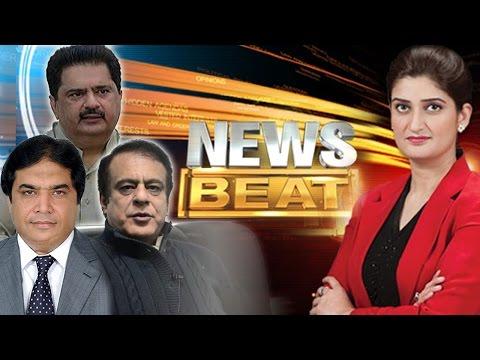 Talashi se Kaun Bhaag Raha Hai? | News Beat | SAMAA TV | Paras Jahanzeb | 12 May 2017