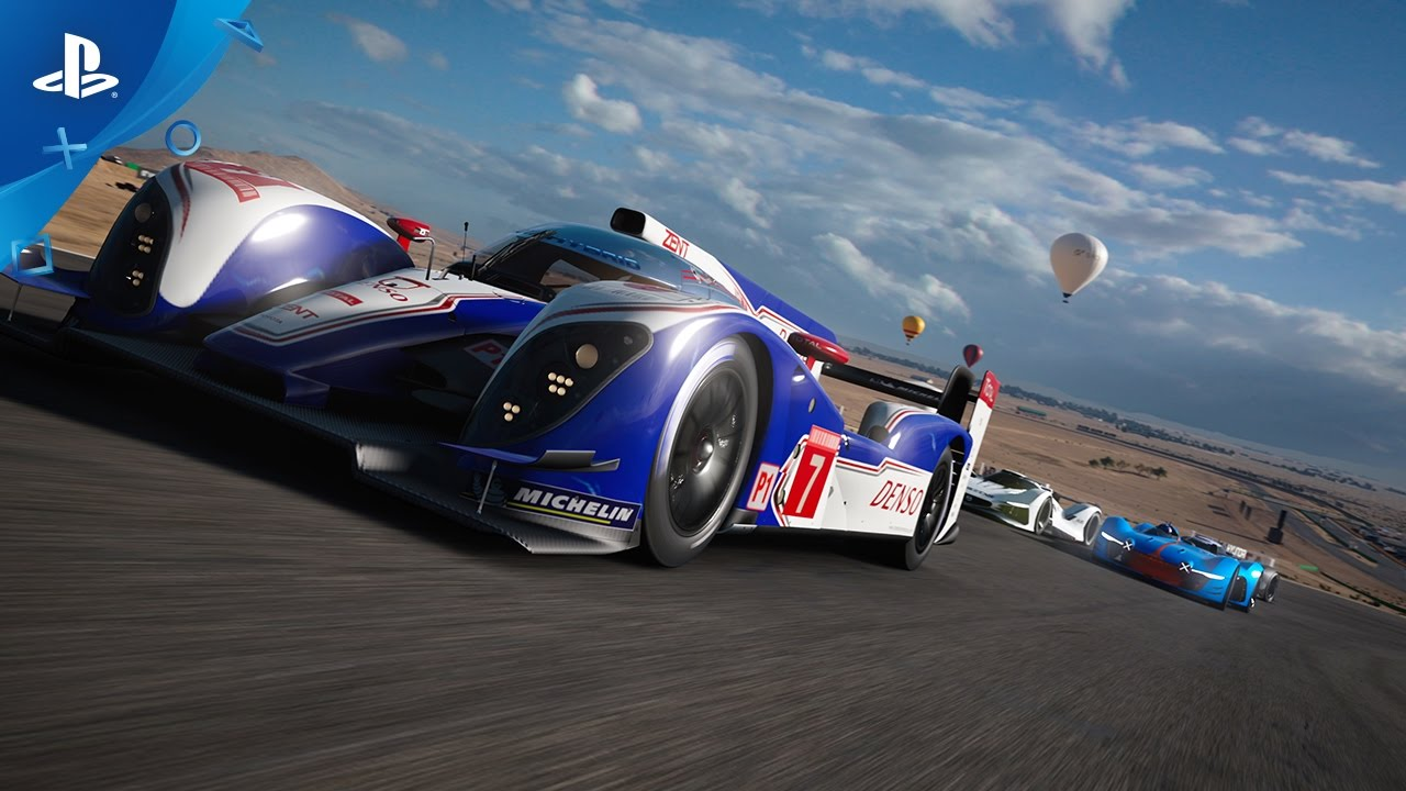 Gran Turismo Sport Closed Beta Begins March 17 for U.S. Players
