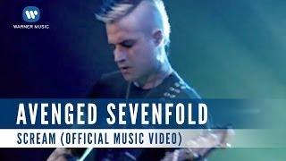 Avenged Sevenfold - Scream (Official Music Video)